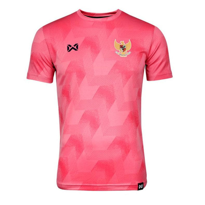 Jersey Official Indonesia 2020 Pink Training Original BNWT
