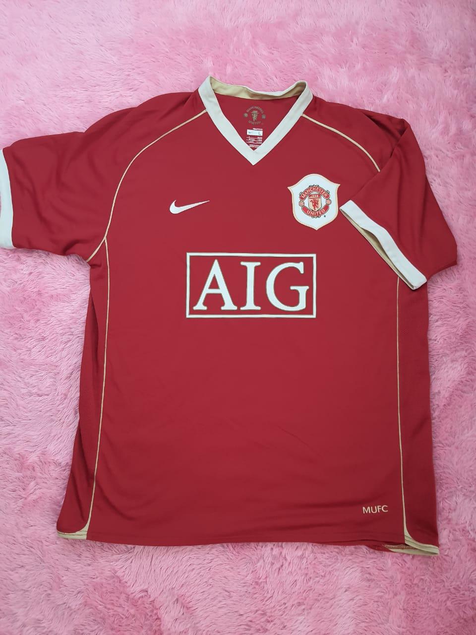 Jersey Nike Manchester United 2005-2006 Home (Original)