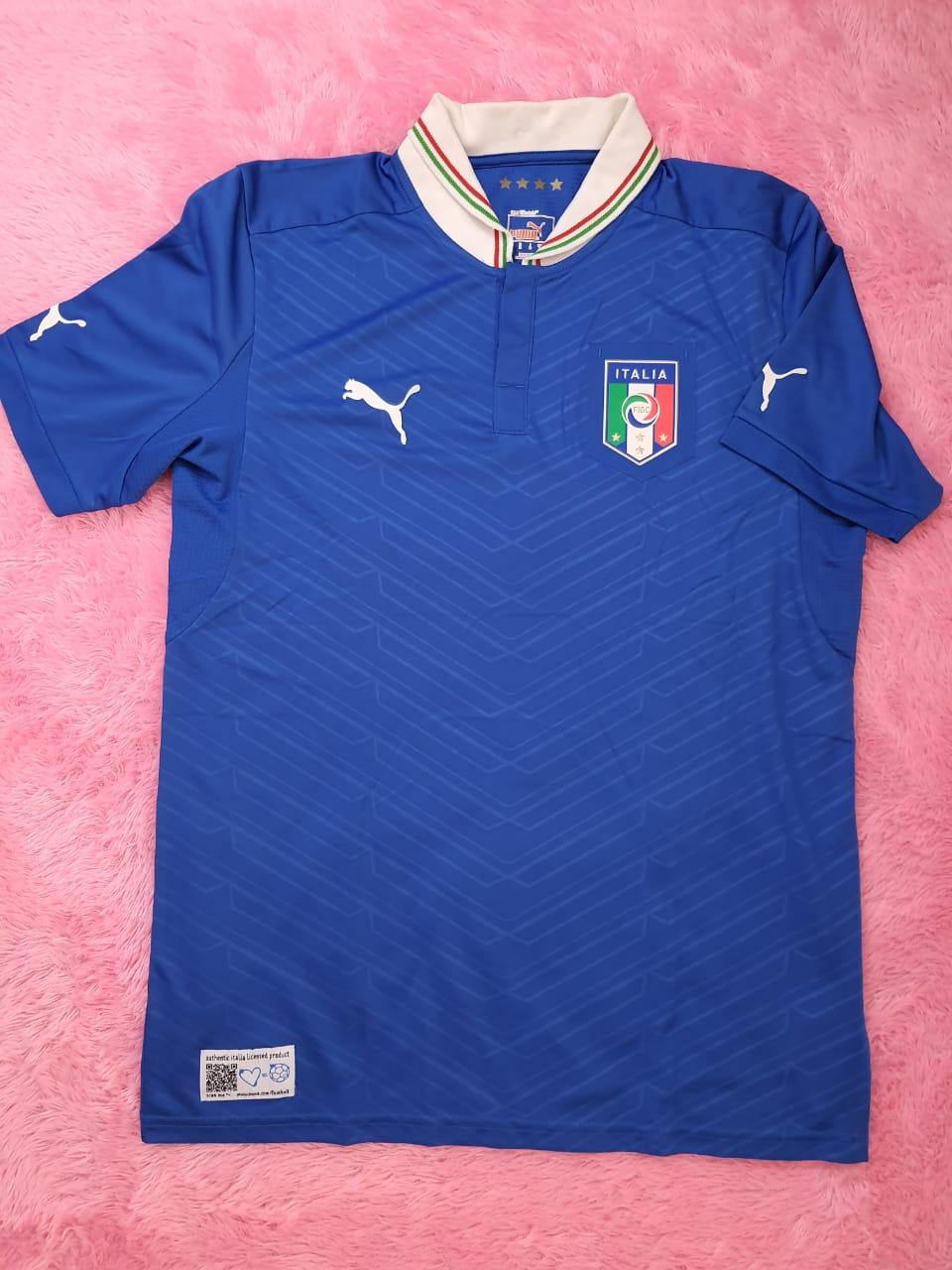 Jersey Italy Home 2012-2013 (Original)