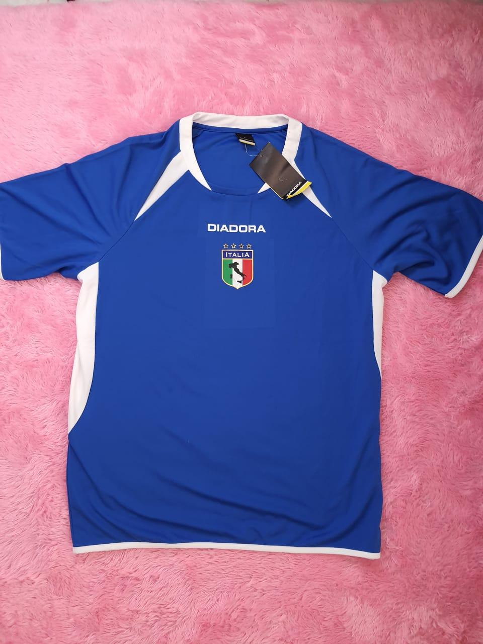 Jersey Diadora Retro Italy (Original)