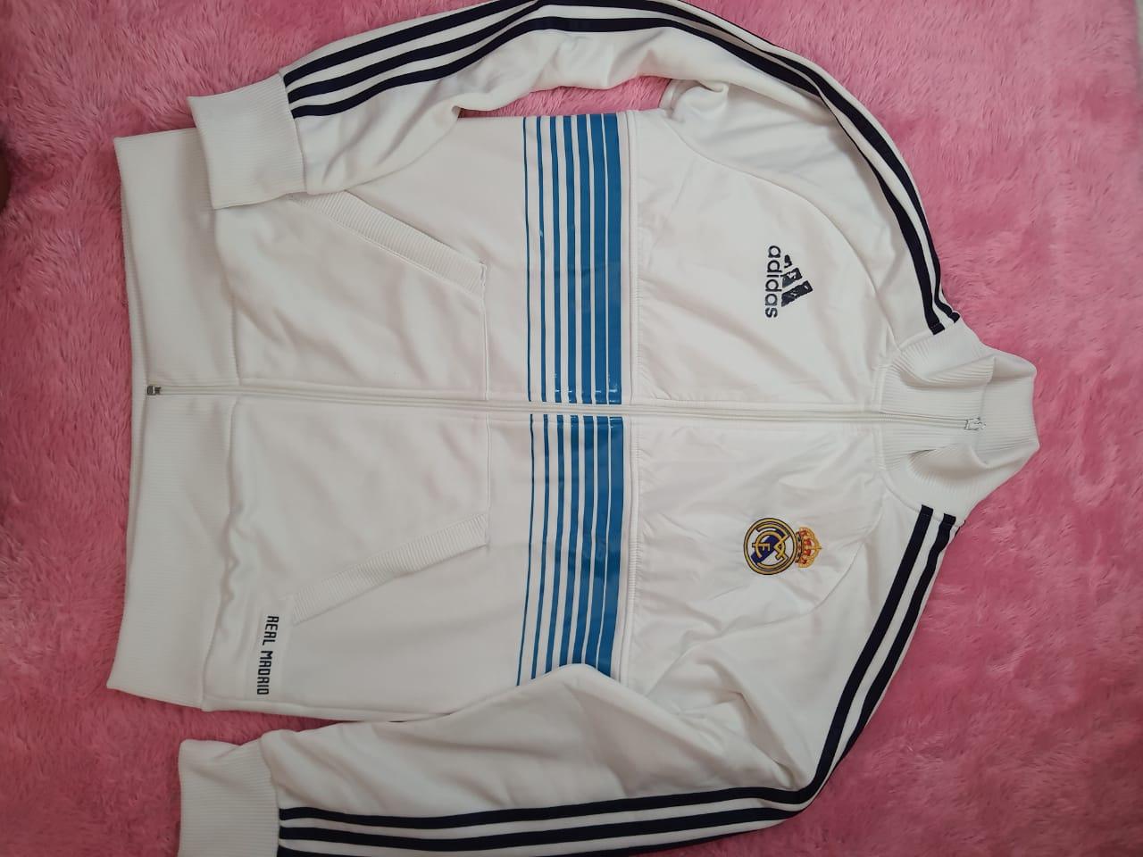 Jaket Adidas Real Madrid (Original)