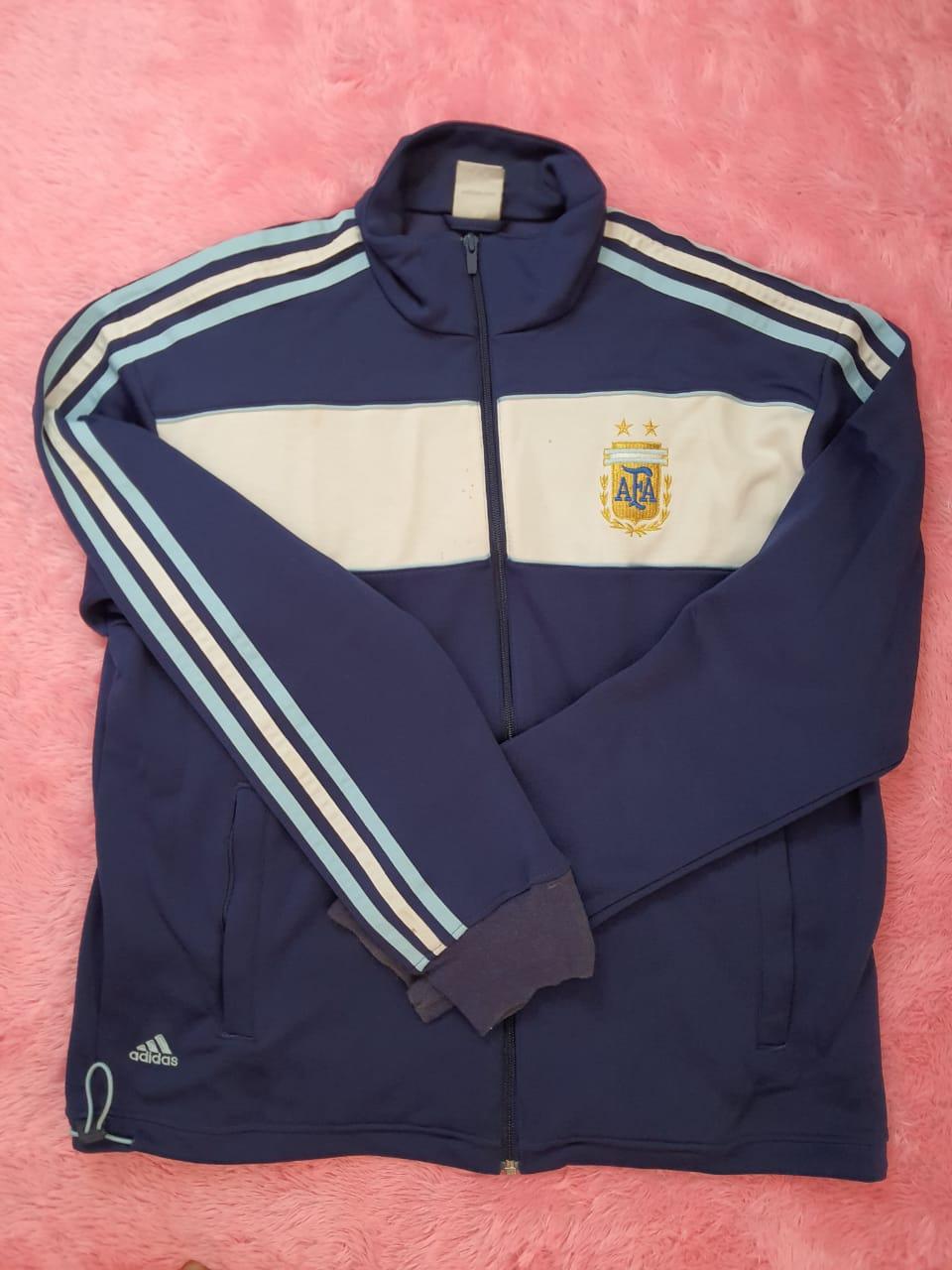Jaket Adidas Argentina World Cup 2006 (Original)