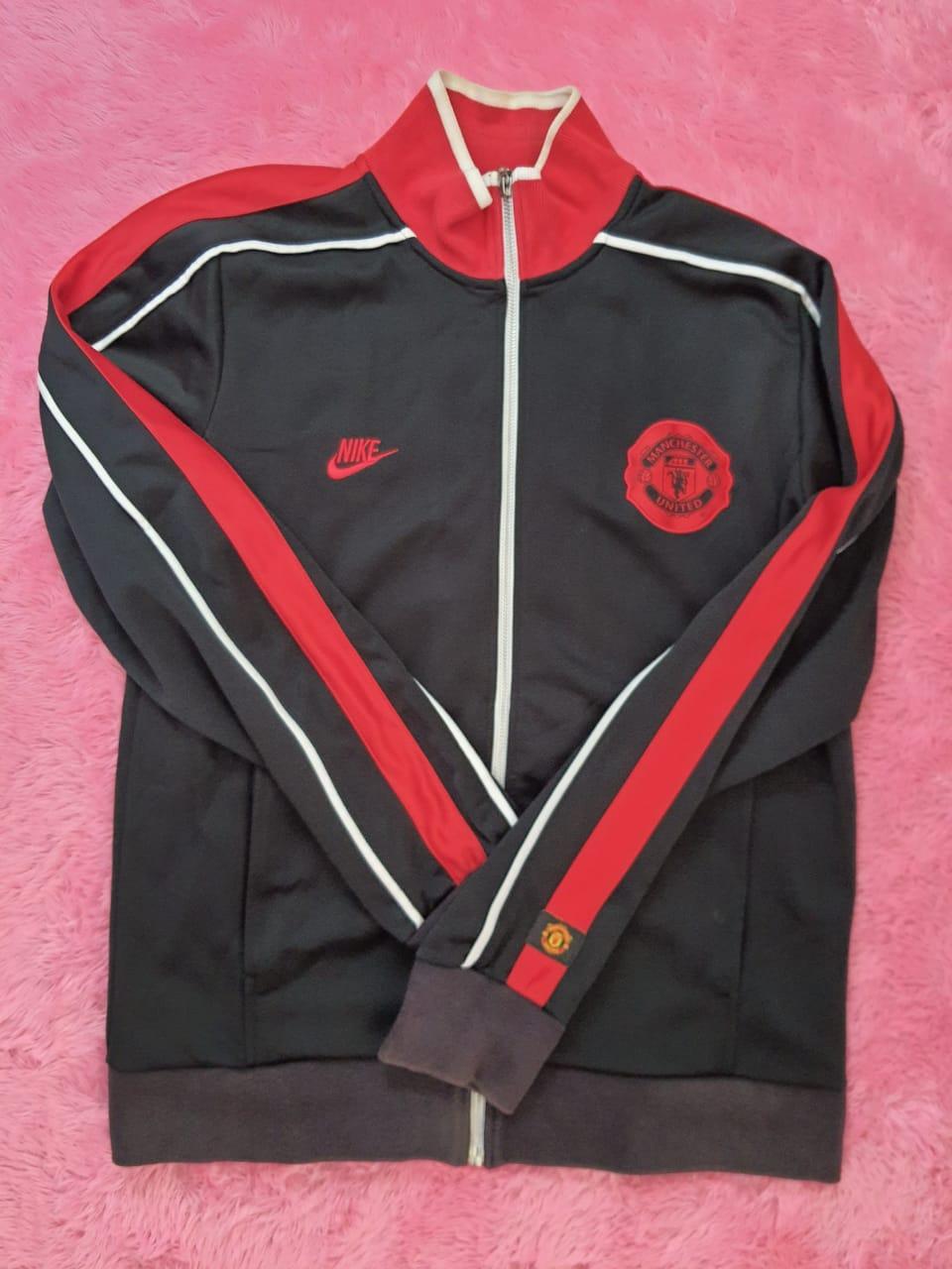 Jaket Nike Manchester United (Original)