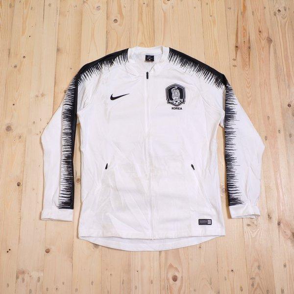 jacket bola timnas korea selatan original nike piala asia 2006