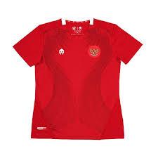 MILLS TIMNAS Indonesia jersey home Replica version 1014GR RED original  Rp291.750