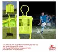 Kick Wall Free Kick Defensive Alat Latihan Sepakbola Speeds Ori 006-10 - Orange